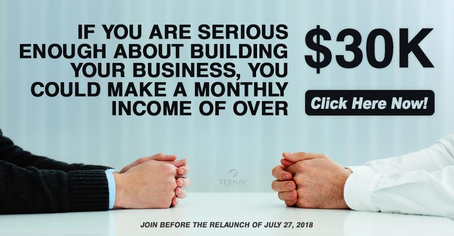Network Marketing Business Banner