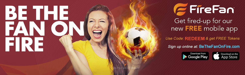 FireFan App Website Banner