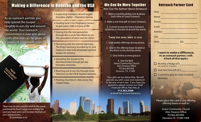 Grace Brochure