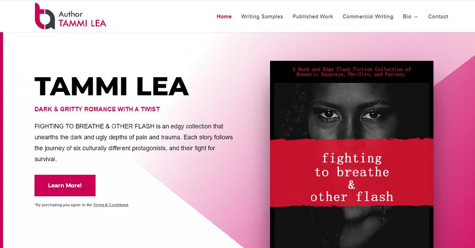 Author Tammi Lea
