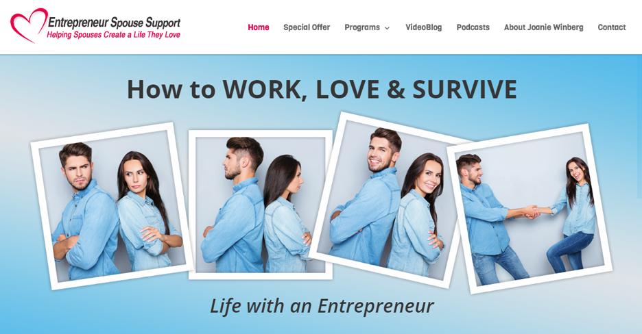 Entrepreneur Spouse Support