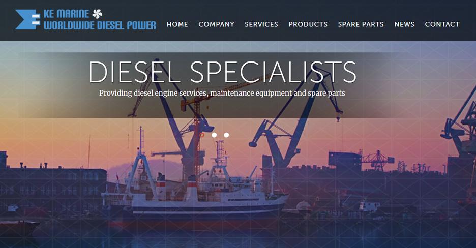 KE Marine & Diesel Power