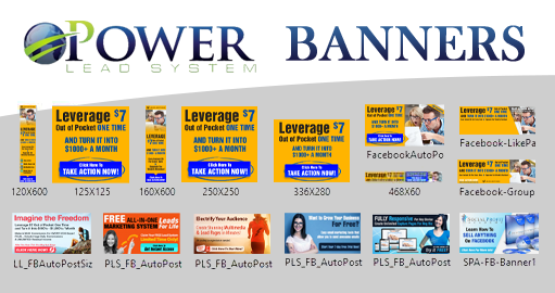 Power Lead System & Lead Lightning Banners
