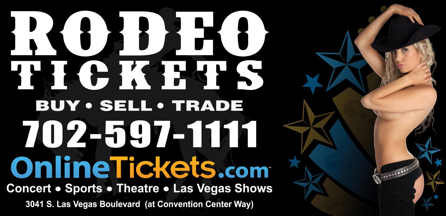 Rodeo Ticket AD